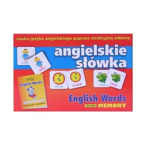 Gra Memory Angielskie Słówka - DARMOWA DOSTAWA OD 199 ZŁ!!!