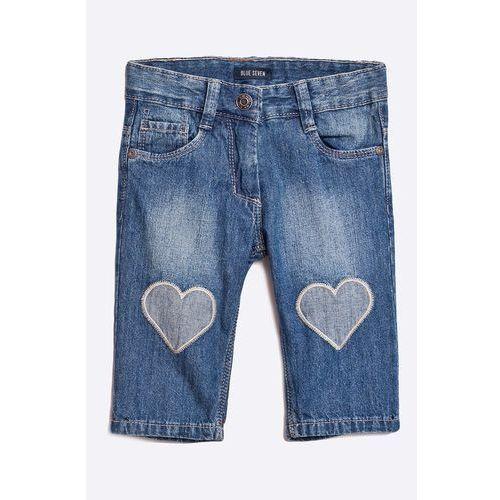 - jeansy dziecięce 92-128 cm marki Blue seven