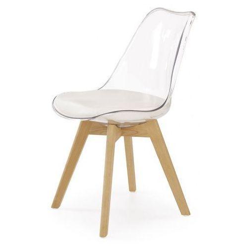 Producent: profeos Przezroczyste krzesło stylowe edwin