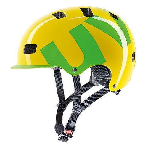 Uvex Kask hlmt 5 bike pro yellow-green - żółto-zielony ||żółty ||pomarańczowy