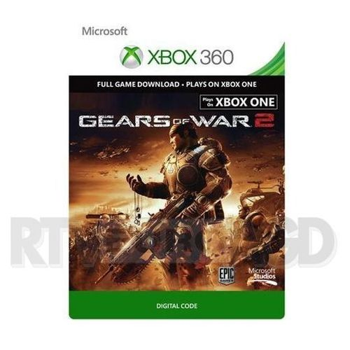 OKAZJA - Gears of War 2 (Xbox 360)