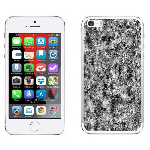Zolti Apple iphone 5 / 5s / se - etui na telefon - kolekcja marmur - marble grafit - h18 - marble grafit