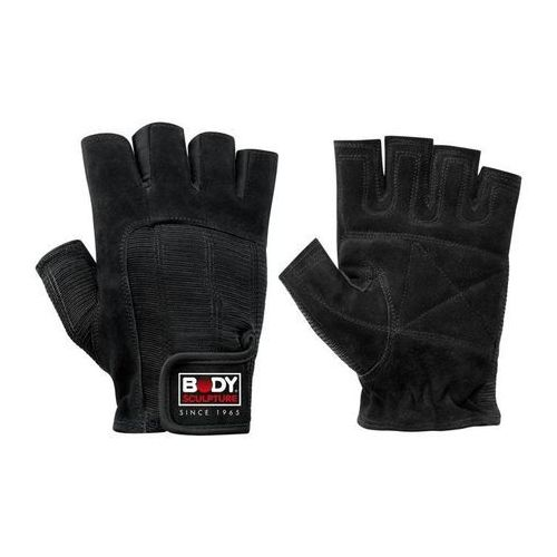 BODY SCULPTURE - SW 85 L - Rękawice do ćwiczeń - L, kolor czarny