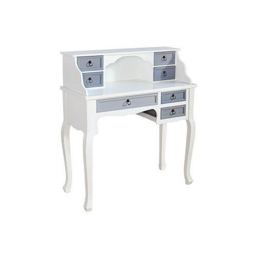 Interior Sekretarzyk classic 150 cm - biało-szary