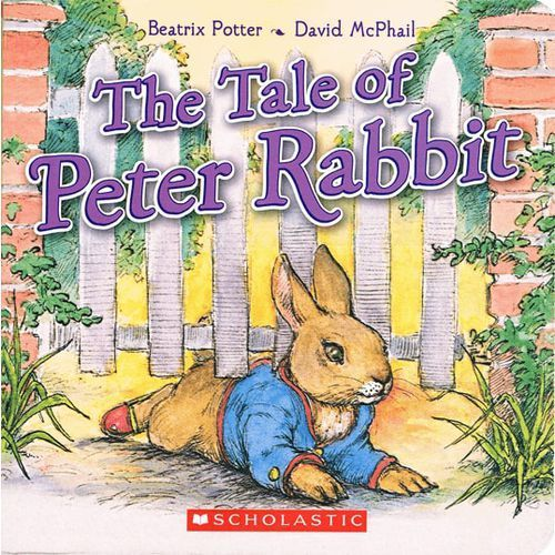 The Tale of Peter Rabbit (9780545650960)