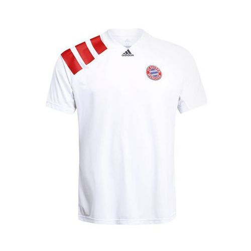adidas Performance FC BAYERN MÜNCHEN Artykuły klubowe white/fcb true red (4058032080961)