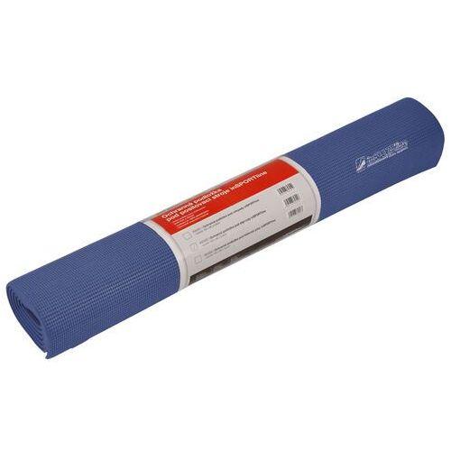 Insportline Uniwersalna mata ochronna pod sprzęt amortyzująca 160 x 80 x 0,6 cm, niebieski