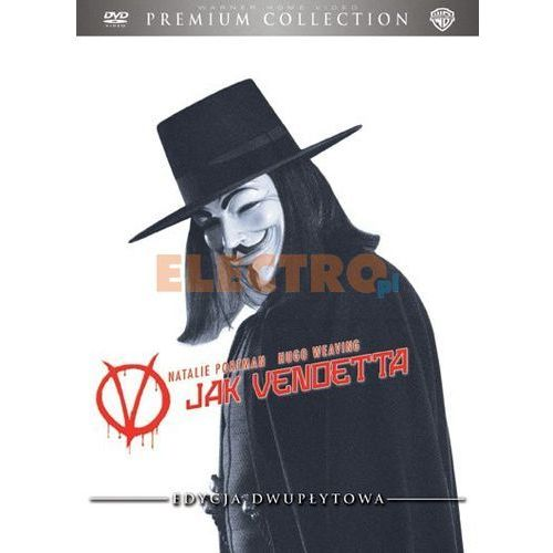 V jak vendetta (premium collection) marki Galapagos