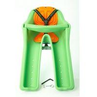 Fotelik rowerowy iBert safe T-seat - zielony