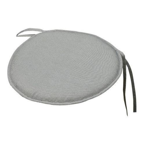 Poduszka okrągła Cocos szara