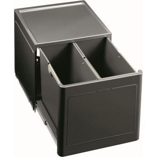 Sortownik BLACNO BOTTON PRO 45/2 MANUELL (517467) z kategorii Kosze na śmieci