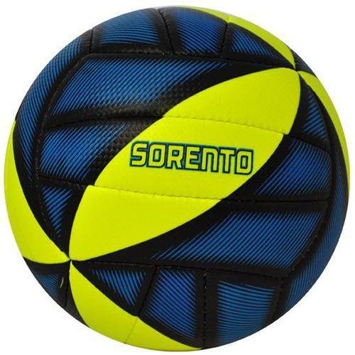 Piłka siatkowa AXER SPORT Sorento Żółto-niebieski (rozmiar 5) (5901780920487)