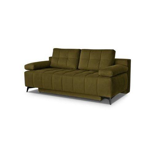 """Sofa """"ORLANDO"""" rozkładana - oliwkowy, kolor zielony"""