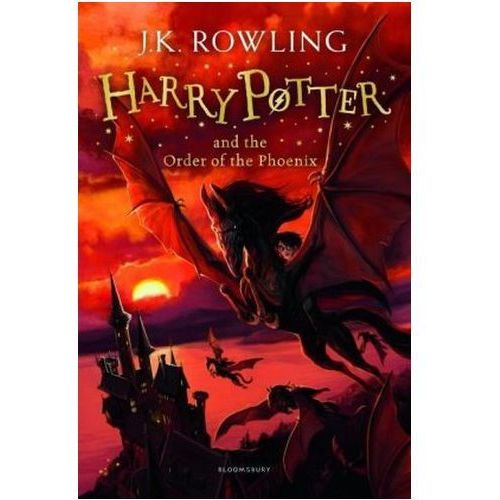 Harry Potter and the Order of the Phoenix (9781408855935)