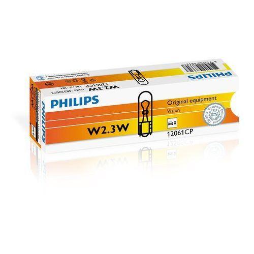 Philips vision konwencjonalna żarówka wewnętrzna i sygnalizacyjna 12061cp
