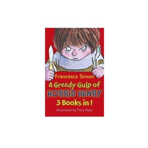 Greedy Gulp of Horrid Henry: