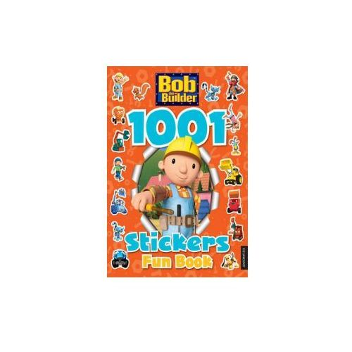 Bob the Builder 1001 Stickers Fun Book (9781405263917)