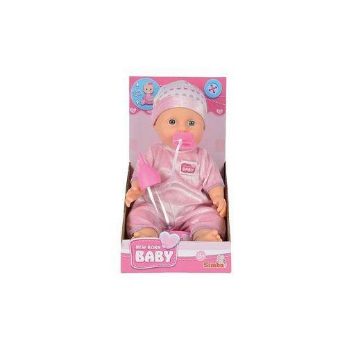 Simba Nbb lalka funkcyjna 30cm, róż - toys (5902002987806)