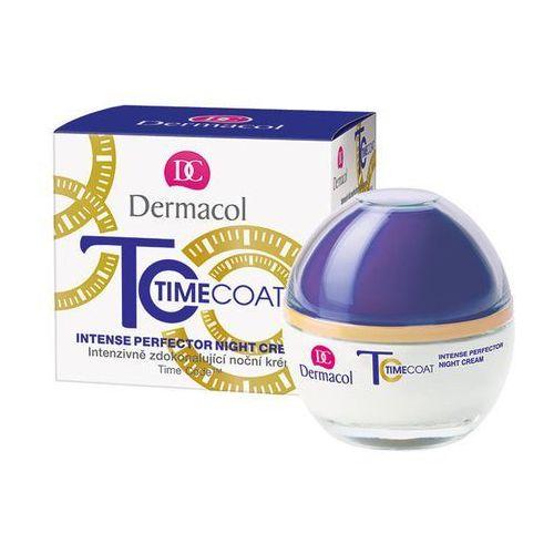 Dermacol Intensywnie odwracaniem Krem na czas Coat (Perfektor Intensywne Krem na noc) 50 ml (8590031099330)
