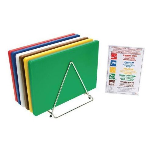 Zestaw desek do krojenia | 450x300x(H)12mm