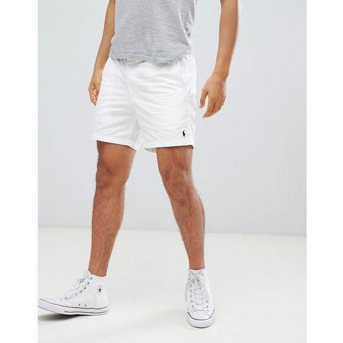 Polo Ralph Lauren Prepster Drawstring Chino Shorts Player Logo in White - White