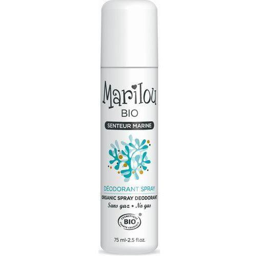 230marilou bio Dezodorant w sprayu z algami 75ml - marilou bio