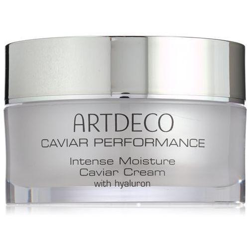 Artdeco Caviar Performance, luksusowy kawiorowy krem do twarzy z kwasem hialuronowym, 50ml
