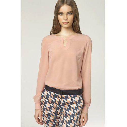 Bluzka Model B38 Pink, kolor różowy