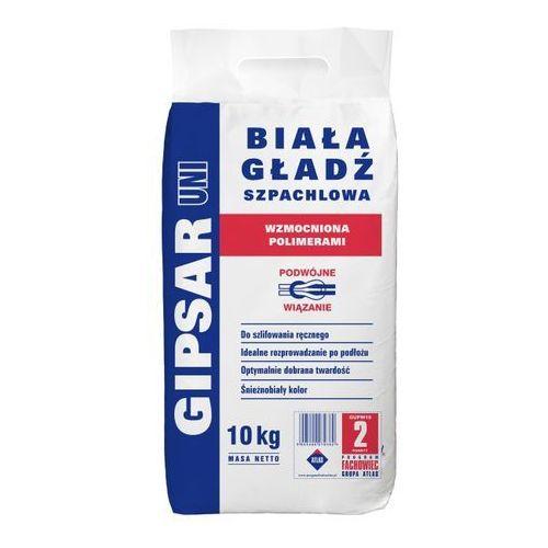 Atlas Gładź gipsar uni biała 10 kg