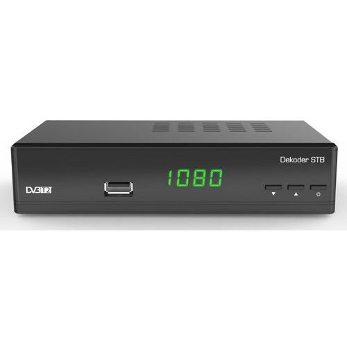 Tuner TV OPTICUM STB HD N3 - sprawdź w wybranym sklepie