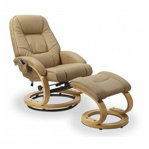 Profeos.eu Fotel podgrzewany z masażem keltis