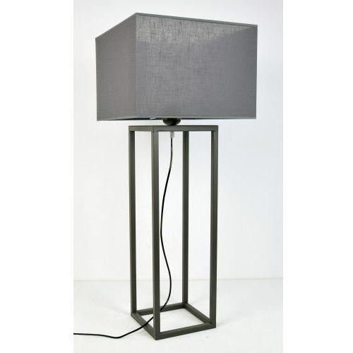 Namat Lampa biurkowa quadra medium gray