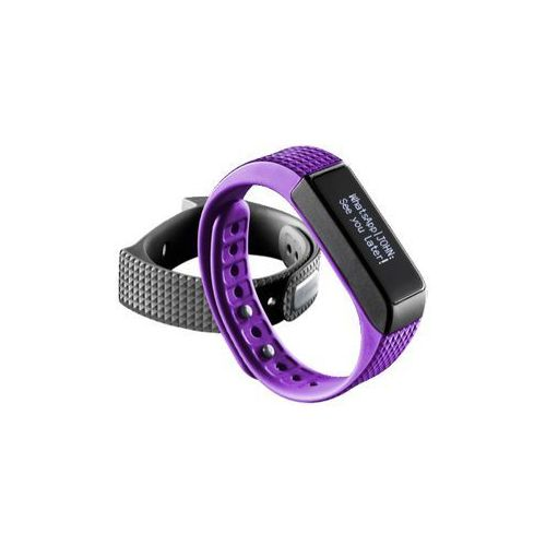 CELLULAR LINE Bluetooth Tracker Touch Smartband różowy, CBTEASYFITTOUCHP (6329503)