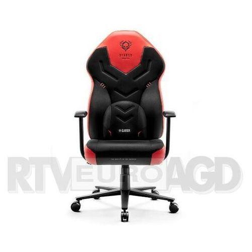 Diablo chairs Fotel x-gamer 2.0 (l) czarno-czerwony