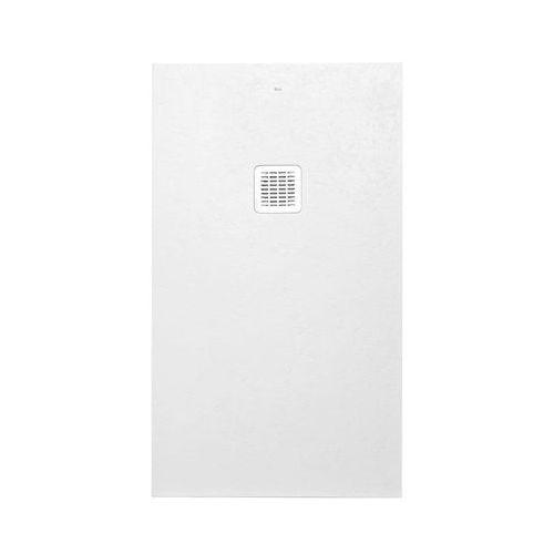 Roca Terran 100x90cm Brodzik prostokątny z kompozytu biały AP013E838401100 (8433290370973)