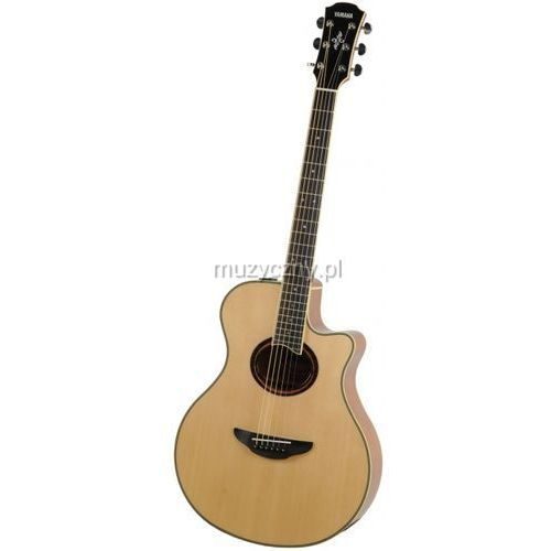 Yamaha apx 700 ii nt gitara elektroakustyczna, natural