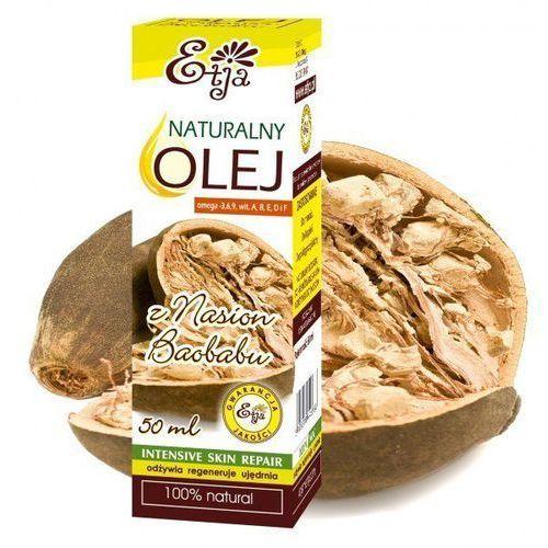 - olej z nasion baobabu marki Etja