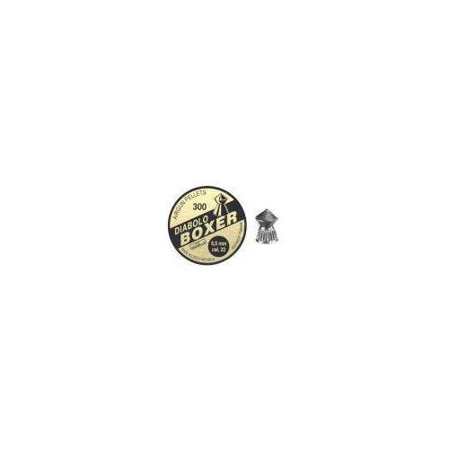 Śruty Diabolo Szpic Boxer Moletowane 5,5mm – 300szt., 590777341544127