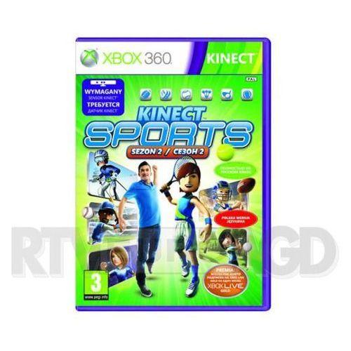 Kinect Sports Sezon 2 (Xbox 360)