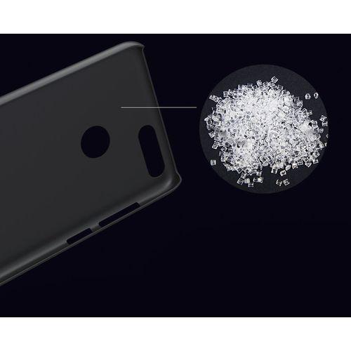 Etui Nillkin Frosted Shield Huawei Honor 7X - White - Huawei \ White, kolor biały