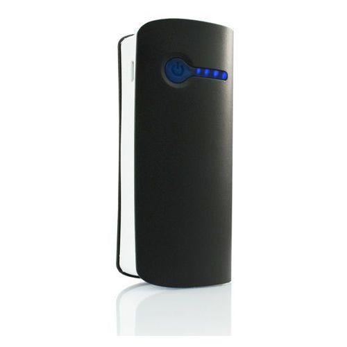 NonStop PowerBank Atto Czarny 4000mAh - 4000mAh \ Czarny (5901812993113)