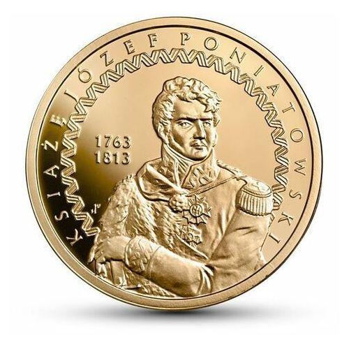 Nbp 200 zł 200. rocznica śmierci księcia józefa poniatowskiego 2013 - wysyłka 24 h!