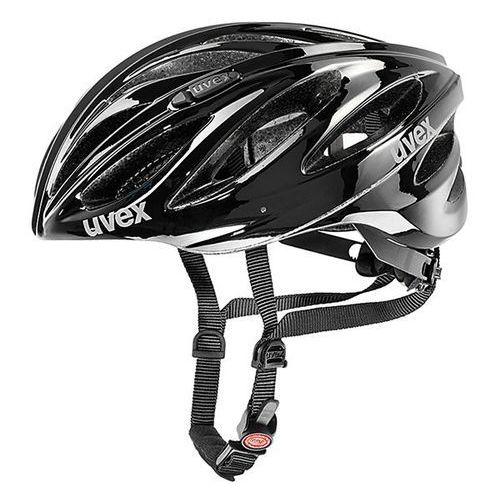 Uvex Kask rowerowy boss race black (55-60 cm)