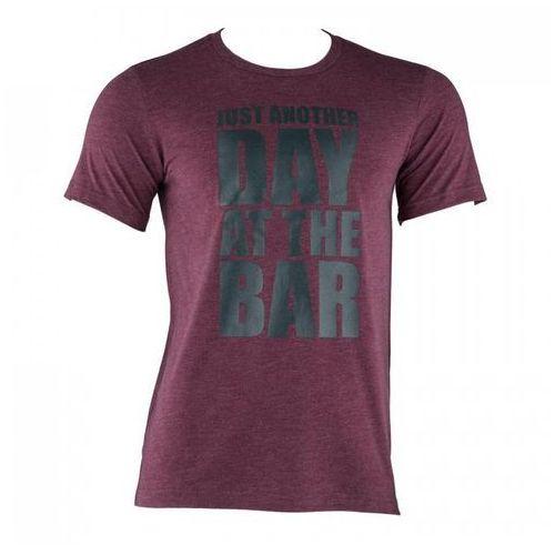 Capital Sports Koszulka treningowa T-shirt męski rozmiar S kasztanowy, kolor brązowy