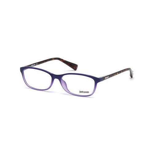 Just cavalli Okulary korekcyjne jc 0757 083