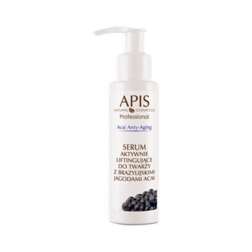 acai anty-aging serum aktywnie liftingujące z brazylijskimi jagodami acai (51775) marki Apis