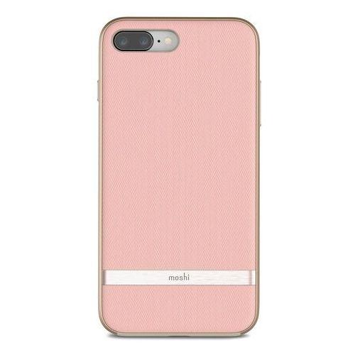 Moshi vesta etui obudowa iphone 8 plus / 7 plus (blossom pink)