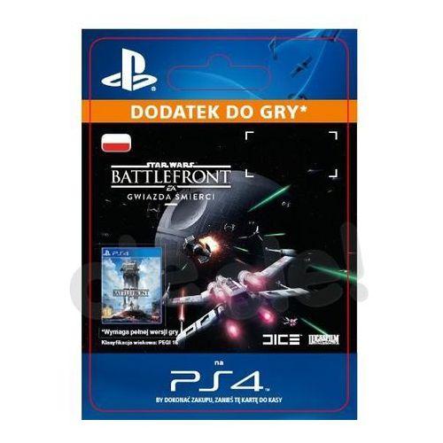 Star wars battlefront - gwiazda śmierci dlc [kod aktywacyjny] marki Sony