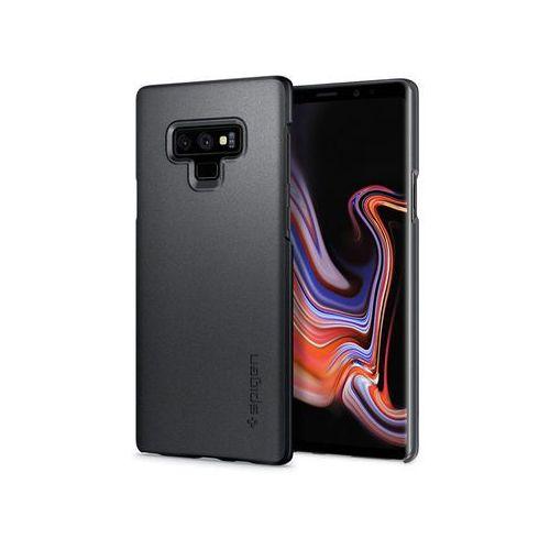 Etui Spigen SGP Thin Fit Samsung Galaxy Note 9 Graphite Gray - Grafitowy