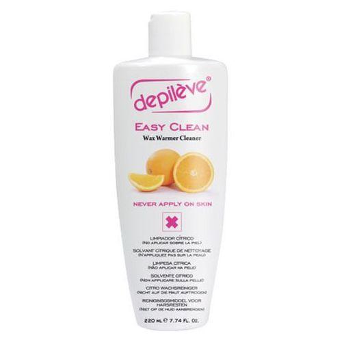 Depileve easy clean preparat do usuwania wosku z urządzeń (220 ml)